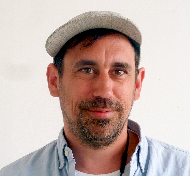 Portrait Niklas Goldbach