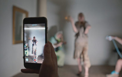 LOVE ME THROUGH THE SCREEN: Text and Moving Image in Contemporary Practices by Susan Finlay & Sophie Lee