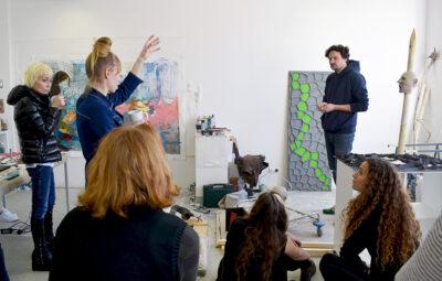 Online Workshop ART & SOCIETY – Artistic & Sociocultural Practices