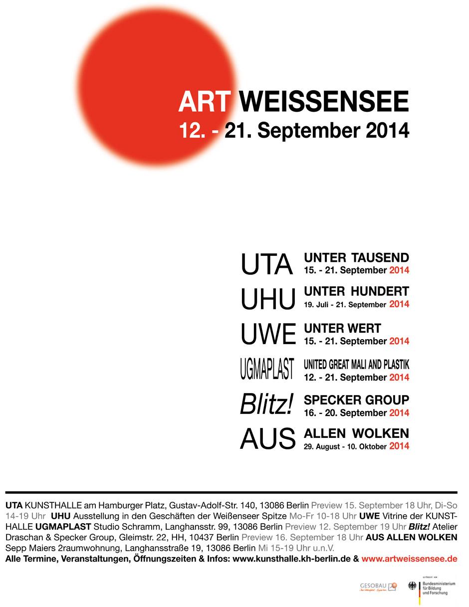 ART WEISSENSEE 2014