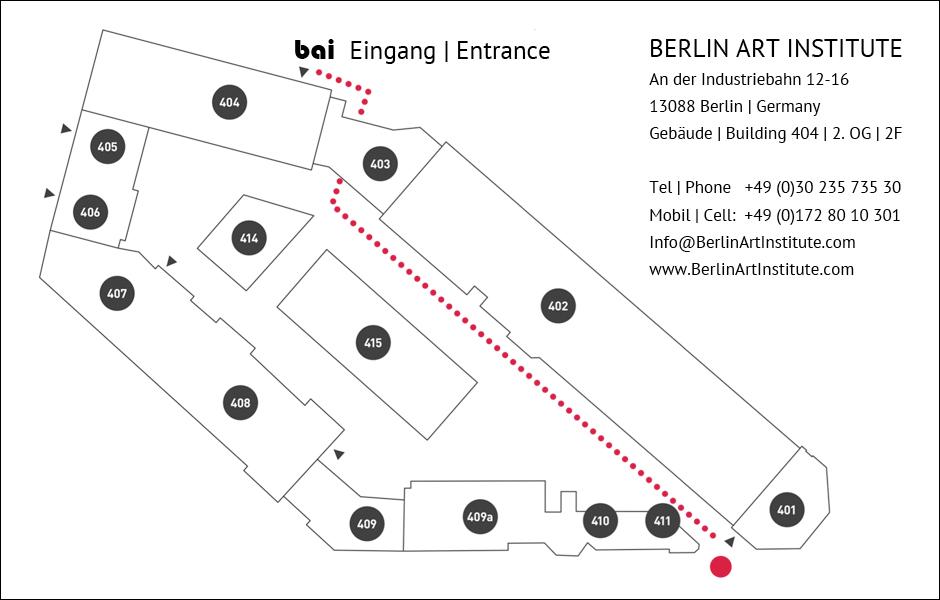 BAI map