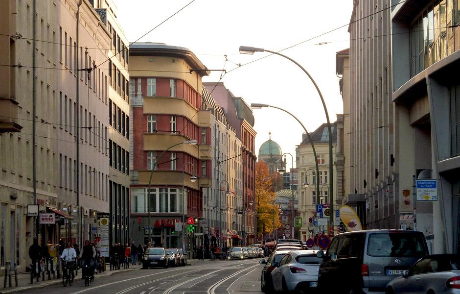 Rosenthalerstraße