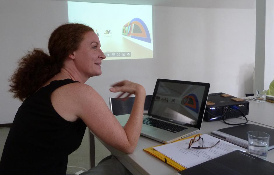 Seminar Streifen von Doris Marten