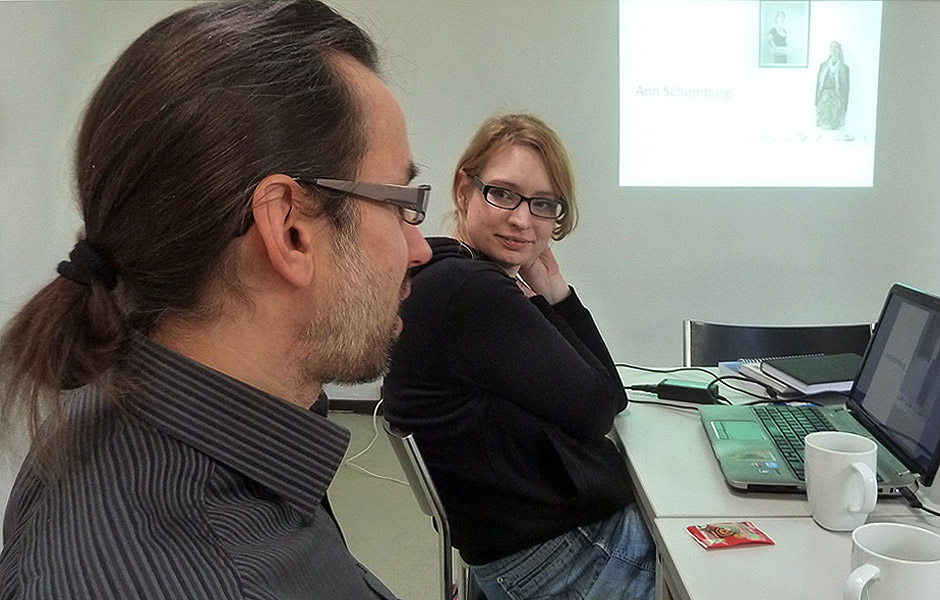 Seminar TEAM UP! by Ann Schomburg & Sascha Boldt
