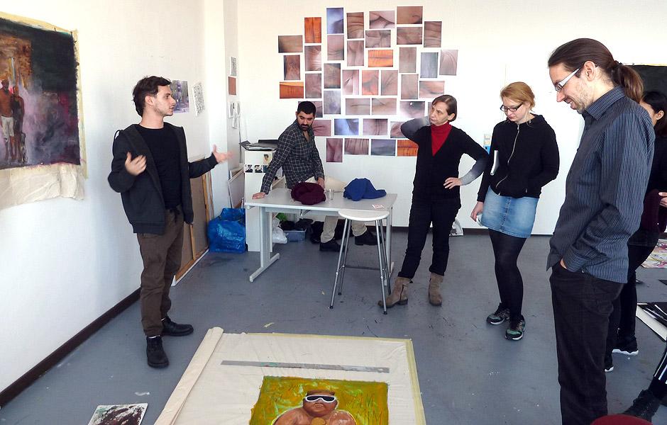 Seminar TEAM UP! von Ann Schomburg & Sascha Boldt