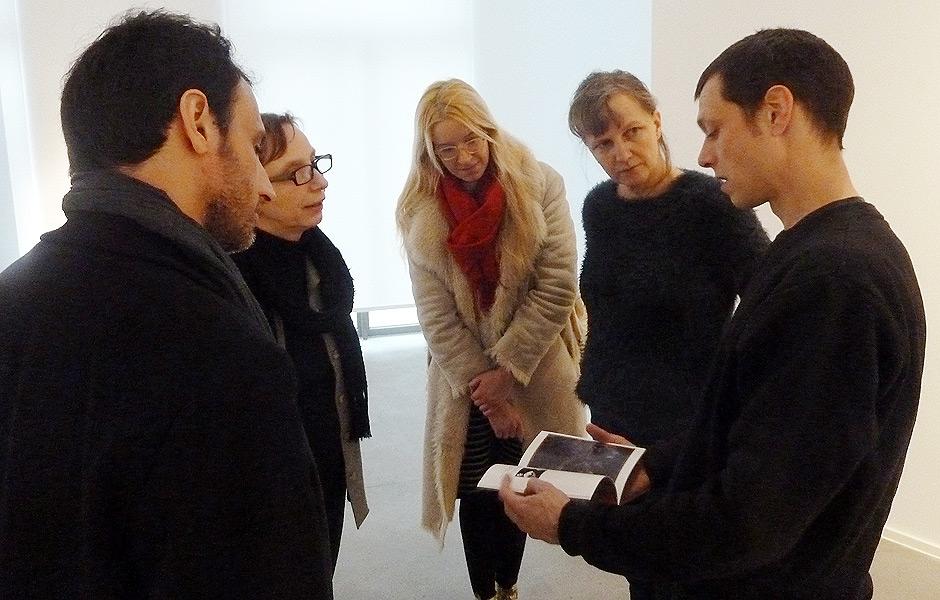 Besuch ICONOGRAPHIES von Quayola