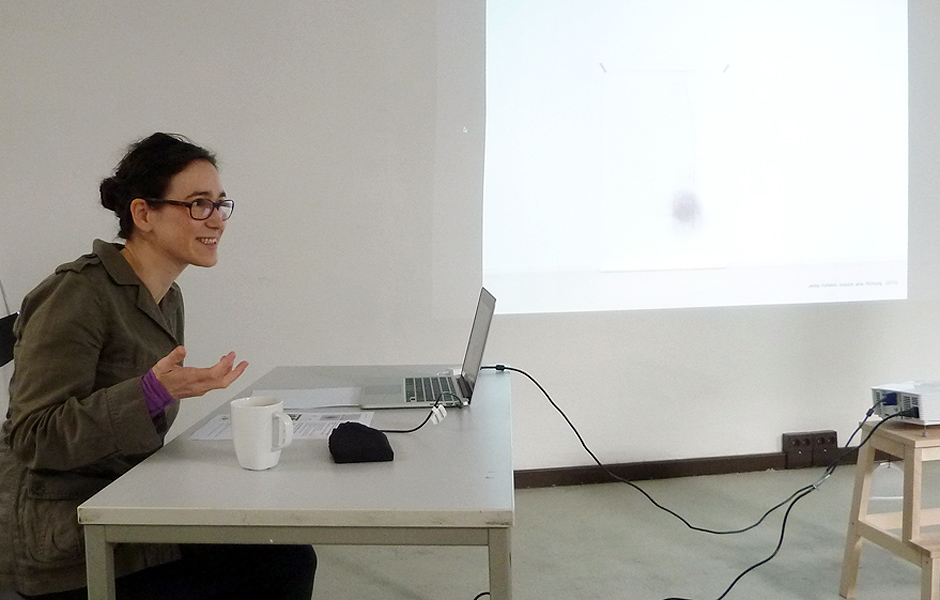 Vortrag CONCEPTUAL DRAWING von Nadine Fecht