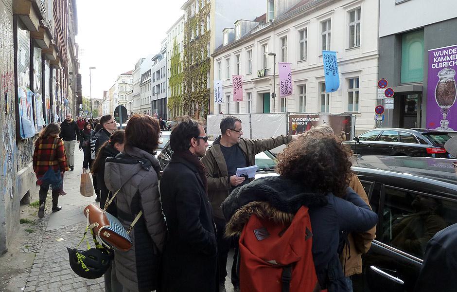 Visit to GALLERY WEEKEND BERLIN