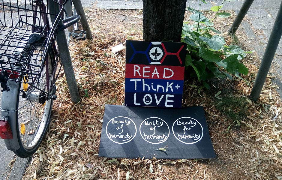 READ ThinK LOVE von Abdelhak Yahiaoui