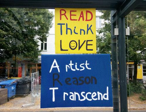 READ ThinK LOVE von Abdelhak Yahiaoui