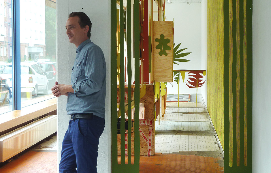 Visit to TOPIC TROPIC by Jan Brokof & 44flavours
