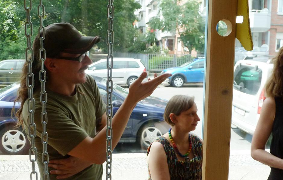 Besuch TOPIC TROPIC von Jan Brokof & 44flavours