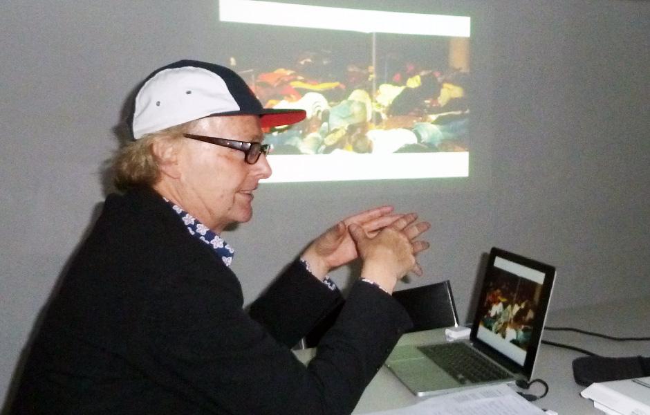 Lecture HIGH IDEALS – DIRTY WORK by Manfred Schneider