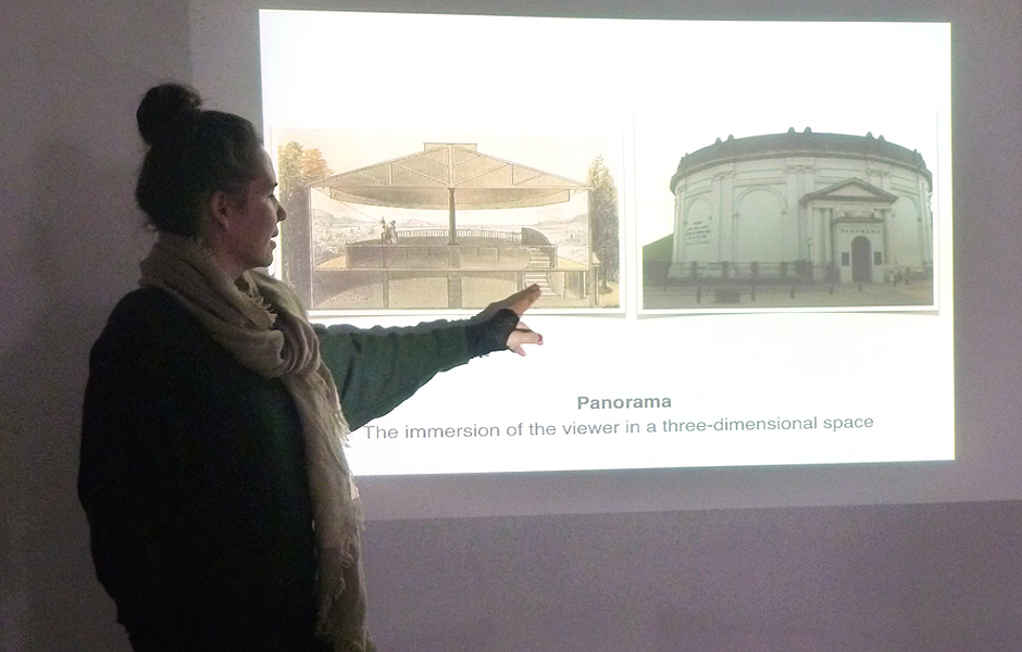 LectureFICTION AND REALITYby Patricia Lambertus