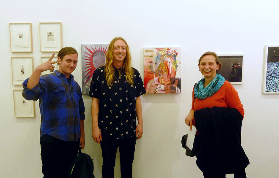 Owen Karrel, Wyatt Mills & Stephanie Jünemann @ THE IMAGES OF THE OTHERS