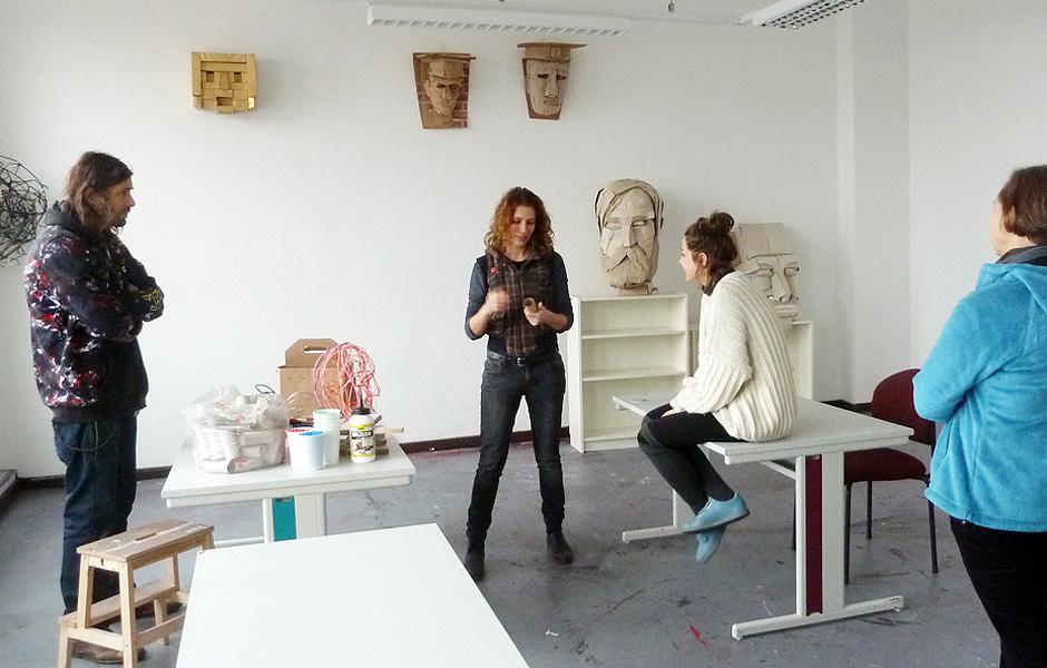 Seminar HEAD OVER HEELS by Silvia Lorenz & Aleksandar Jestrović