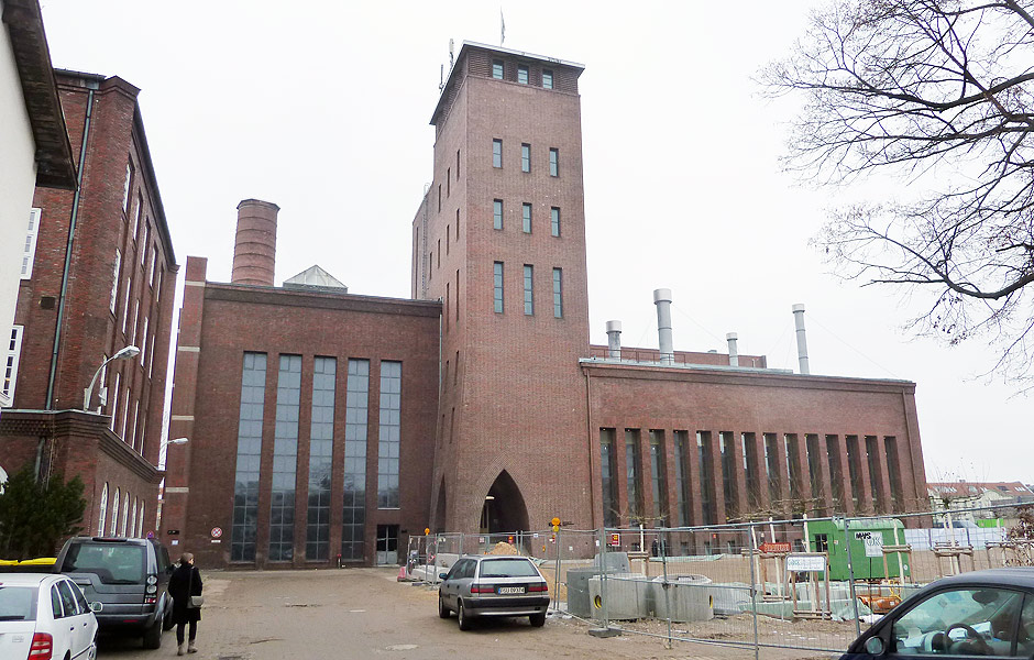 Besuch KINDL – Zentrum für zeitgenössische Kunst