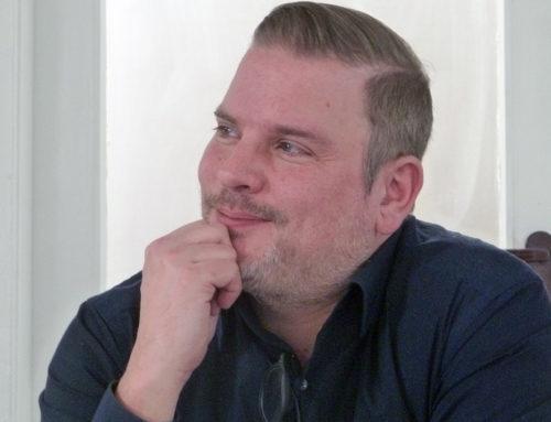 Vortrag ALS DIE BILDER LAUFEN LERNTEN von Frederik Foert