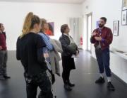Besuch ğ – QUEERE FORMEN MIGRIEREN im Schwulen Museum*