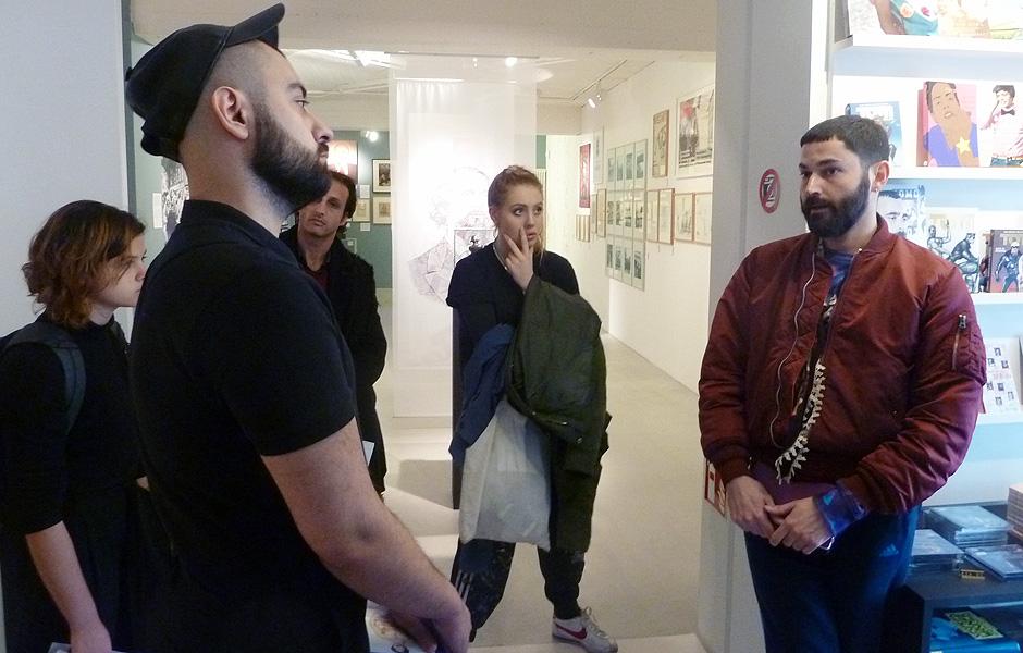 Visit ğ – QUEER FORMS MIGRATE by Aykan Safoğlu