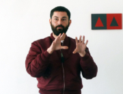 Vortrag TO ART IS A RECIPROCAL VERB von Aykan Safoğlu