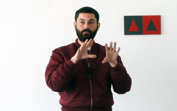 Vortrag TO ART IS A RECIPROCAL VERB von Aykan Safoğlu