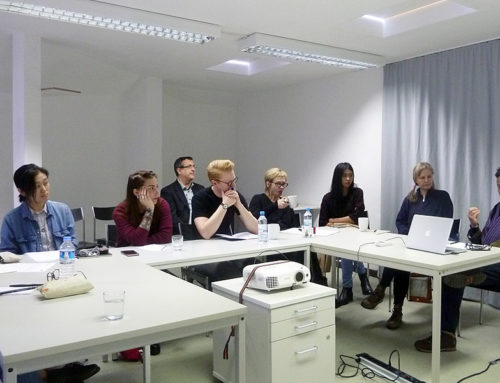 Vortrag STÜCKE FÜR STÄDTE von Prof. Norbert Radermacher