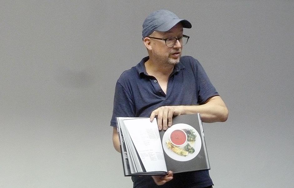 Vortrag SEHEN, WAHRNEHMEN UND BESPRECHEN von Andreas Koch