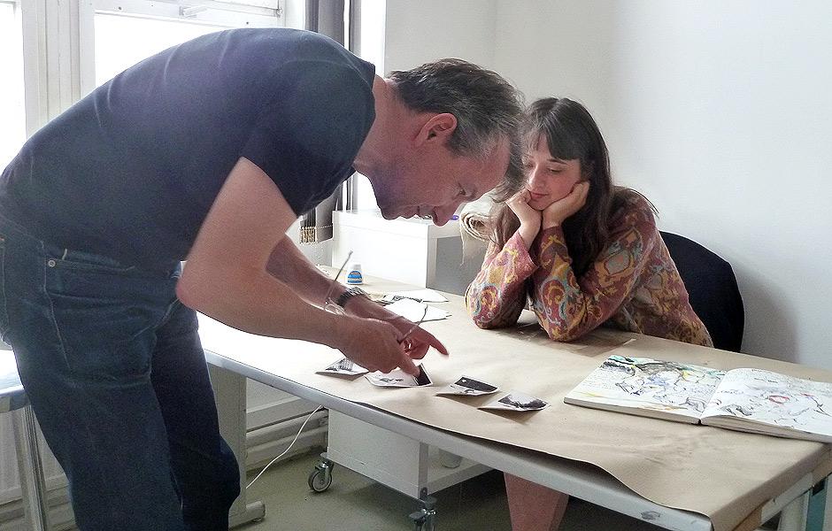 Seminar POST-POST-POST-INTERNET ART ODER VERBINDUNG UND SO WEITER von Andreas Schlaegel