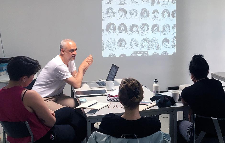 Seminar VERTIKAL von Christian Schwarzwald