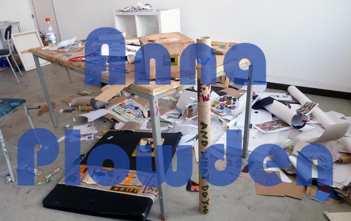 Anna Plowden @ Gerrit Rietveld Academie