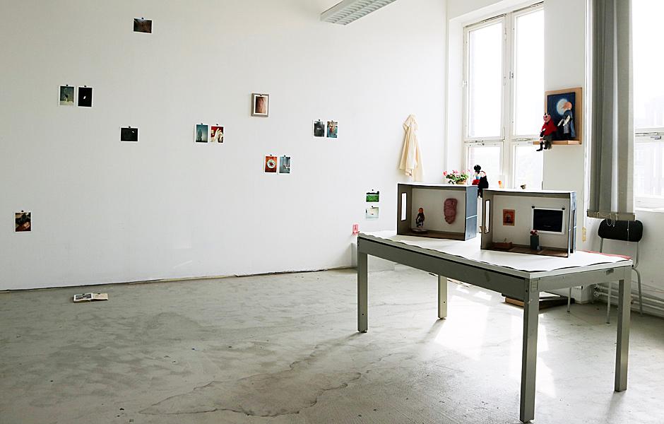 Clinton Hayden @ BERLIN ART INSTITUTE