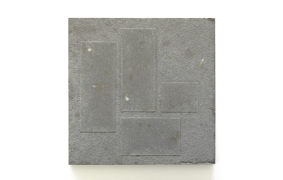 CONCRETE COMPOSITION #1 by Euan Lynn