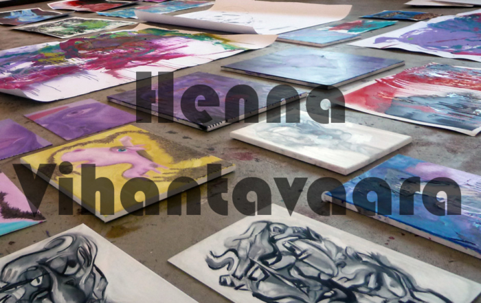 Henna Vihantavaara @ Gerrit Rietveld Academie