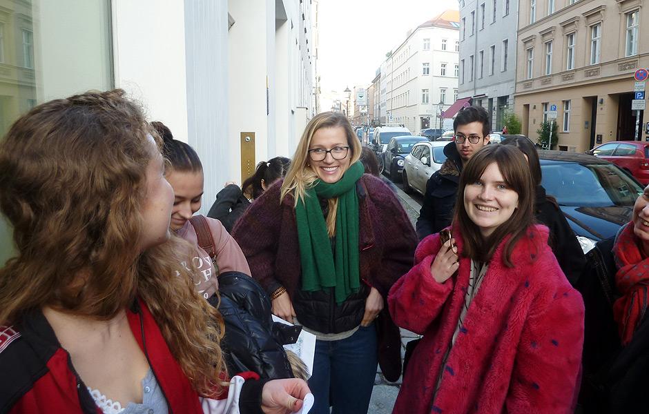 Besuch URBANLANDSCAPES von Nikola Röthemeyer