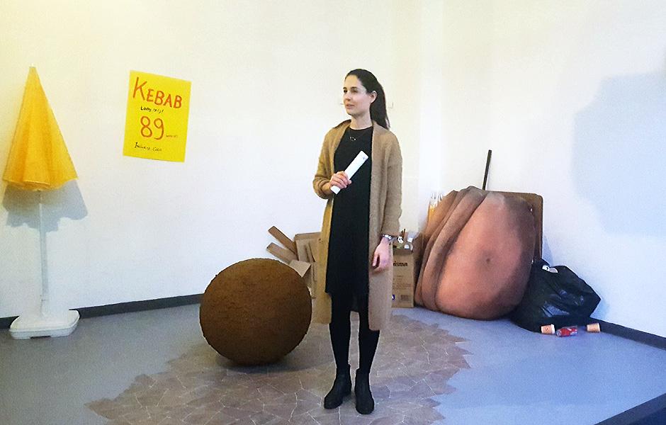Besuch ORIENT EXPRESS von Dafna Maimon