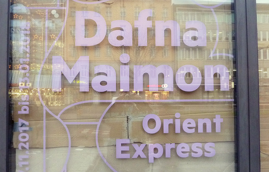 Visit to ORIENT EXPRESS by Dafna Maimon