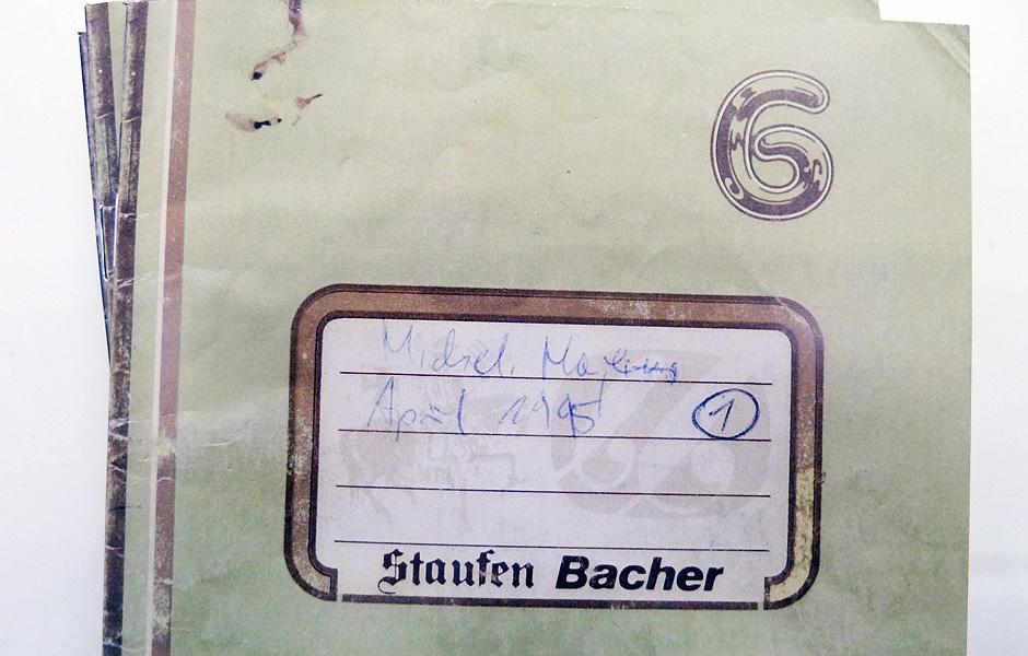 Besuch MICHEL MAJERUS. LABORATORIUM FÜR DIE FESTSTELLUNG DES OFFENSICHTLICHEN
