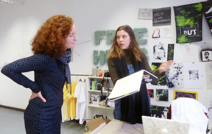 Seminar REPETITION – AN IMPORTANT ELEMENT IN MODERN ART by Doris Marten