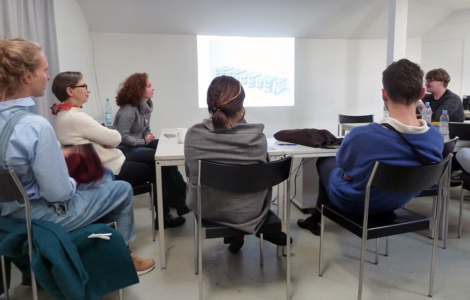 Seminar WIEDERHOLUNG – EIN ZENTRALES ELEMENT IN DER BILDENDEN KUNST von Doris Marten