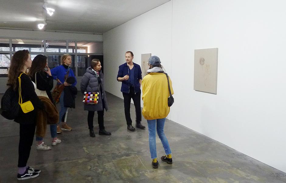 Besuch RITRATTI DI DONNE von Thomas Helbig