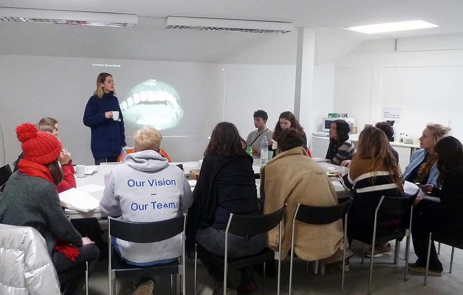 Seminar DIE KUNST DES SCHREIBENS von Louisa Elderton