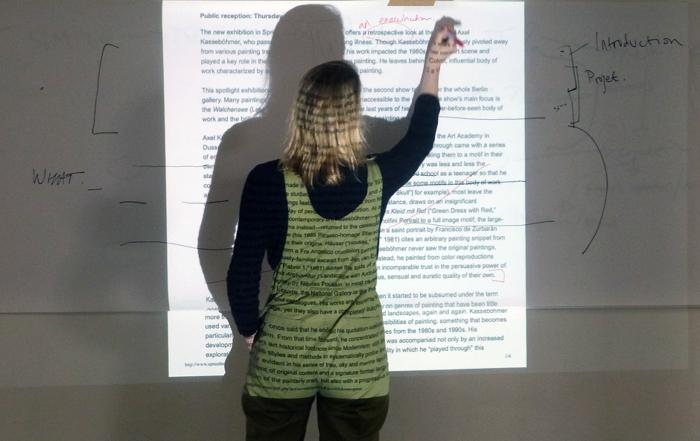Seminar THE ART OF WRITING by Louisa Elderton