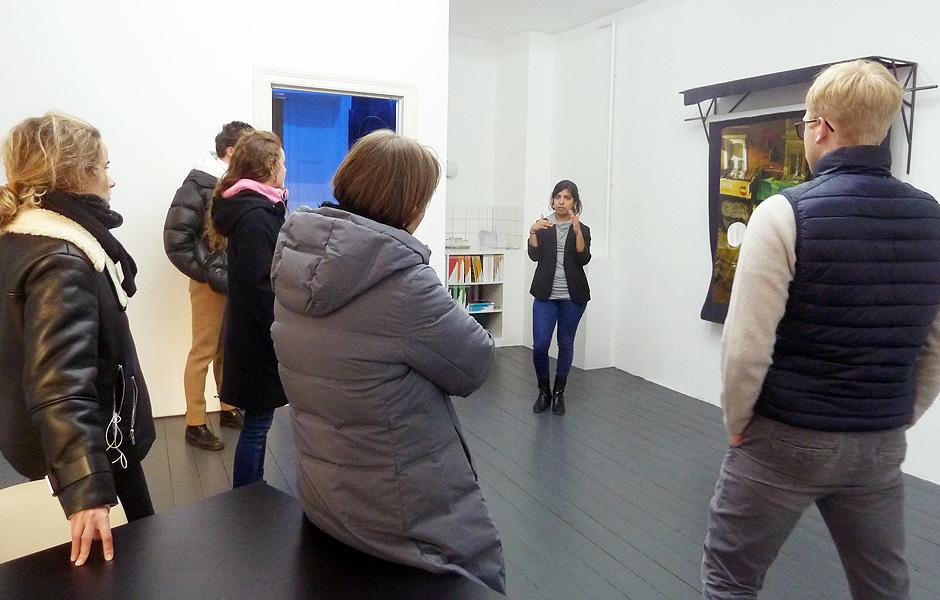 Besuch SLIDES von Martin Kohout