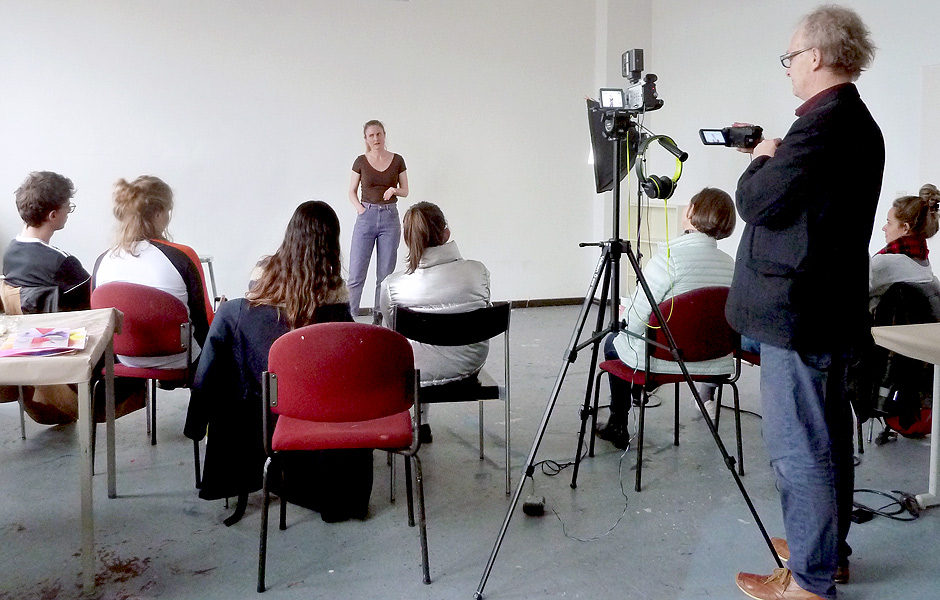 Seminar INTERVIEW von Manfred Schneider