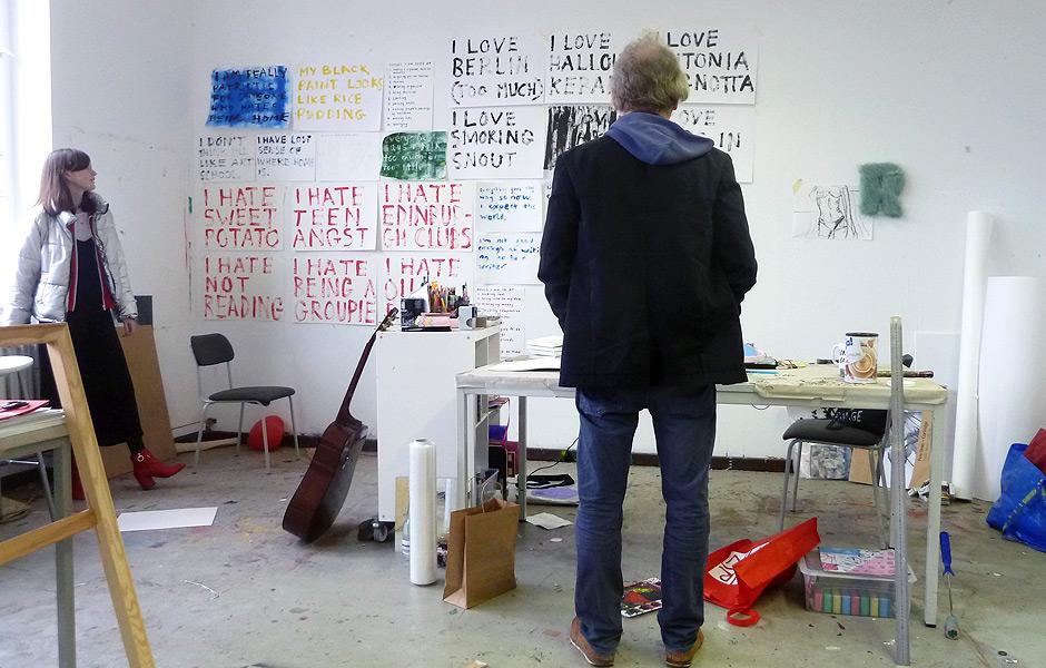 Seminar INTERVIEW by Manfred Schneider