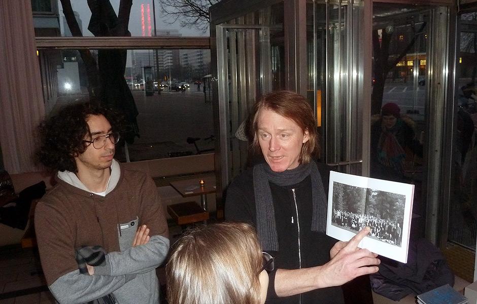 Besuch PANORAMEN von Albert Weis