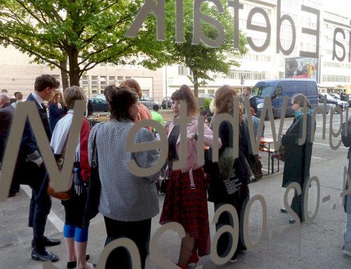 Besuch GALLERY WEEKEND BERLIN 2018