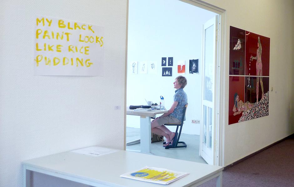 BAI Open House & BAI Fellows @ artspring 2018