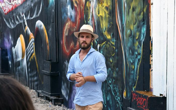 Visit to HOMETOWN.BERLIN by Wandelism
